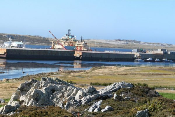 New Falklands port operational by early 2024