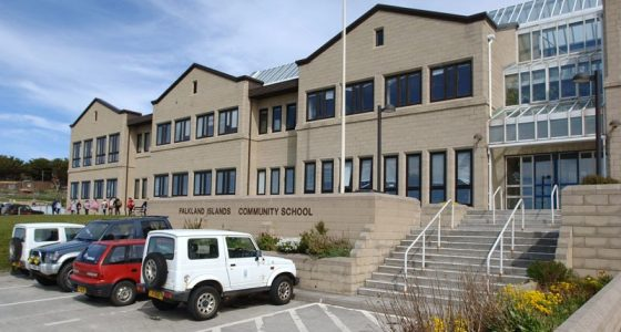 Decision to review how GCSE grades are awarded applies in Falklands