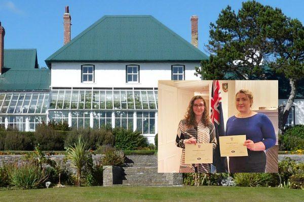 Falkland Islands Junior Ambassadors appointed