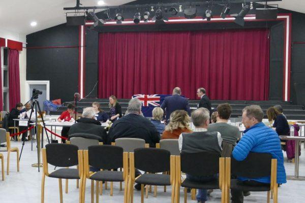 Falklands retains two constituencies