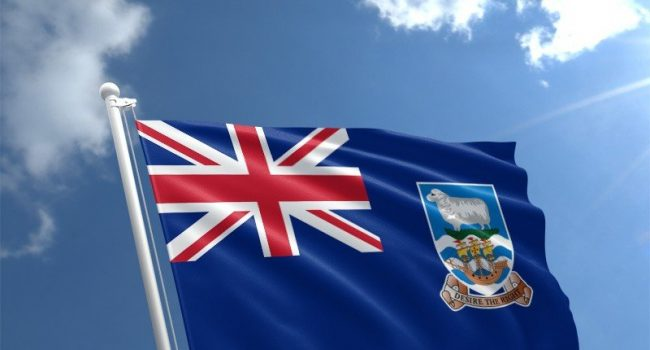 Member questions cost of Falklands status