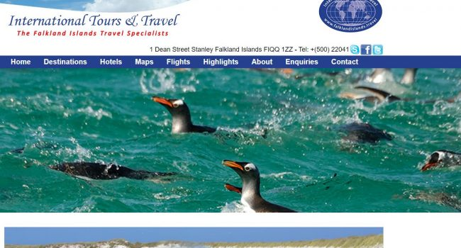TRIP tourism voucher scheme launches in the Falkland Islands