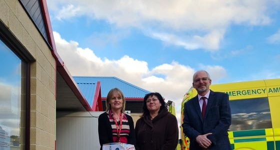 Falkland Islands welcome delivery of Covid-19 vaccines