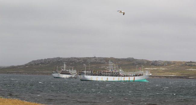 Tuberculosis death on vessel